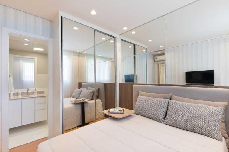 Decorado-Mirataia-17 - Apartamento 2 quartos à venda Pechincha, Rio de Janeiro - R$ 221.900 - PMAP20160 - 4