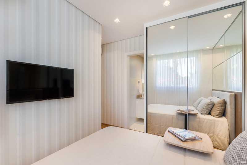 Decorado-Mirataia-18 - Apartamento 2 quartos à venda Pechincha, Rio de Janeiro - R$ 221.900 - PMAP20160 - 5