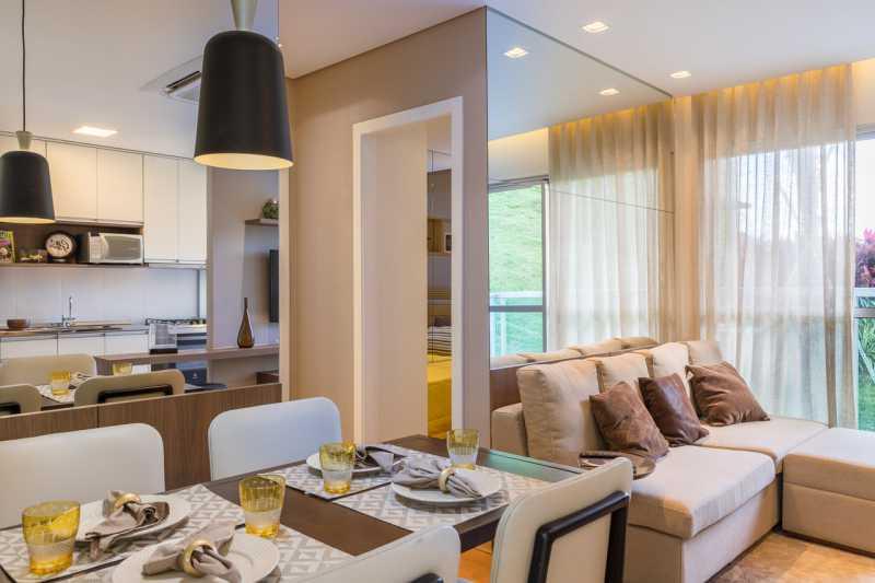 Decorado-Mirataia-35 - Apartamento 2 quartos à venda Pechincha, Rio de Janeiro - R$ 221.900 - PMAP20160 - 15