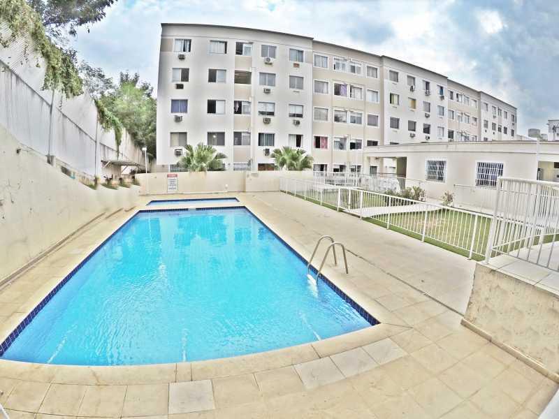480_G1527713614 - Ótimo apartamento À venda em Belford Roxo em Condomínio fechado - PMAP20164 - 1