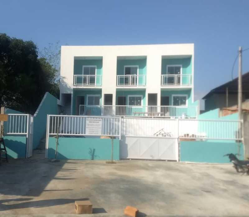 1 - Casa 2 quartos à venda Cabuçu, Nova Iguaçu - R$ 160.000 - PMCA20282 - 1