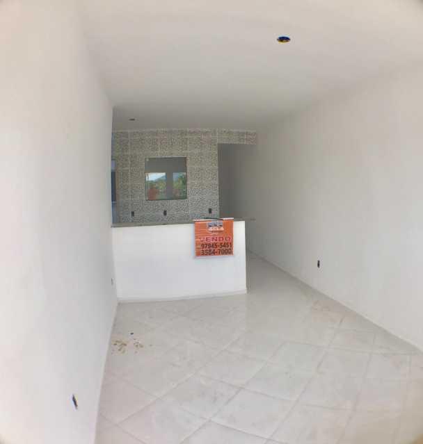 3. - Casa 2 quartos à venda Cabuçu, Nova Iguaçu - R$ 160.000 - PMCA20282 - 4