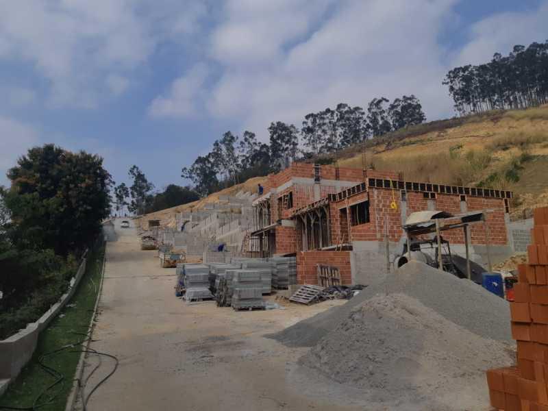 Fases Obra 2. - casa de alto padrão em nova iguaçu ao lado do shopping - PMCN30022 - 5