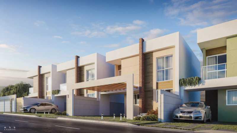 Vista Rua - casa de alto padrão em nova iguaçu ao lado do shopping - PMCN30022 - 3