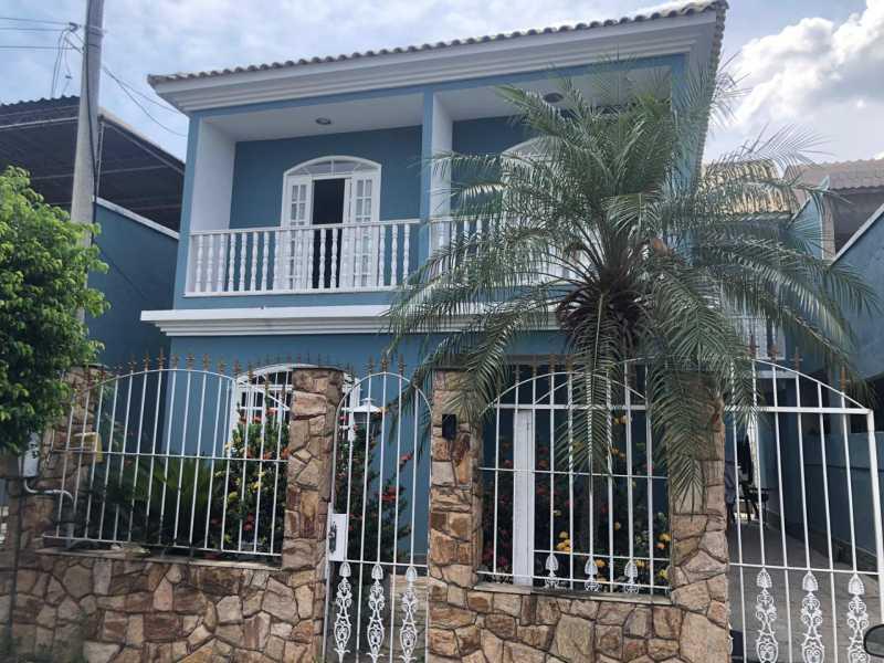 WhatsApp Image 2019-10-06 at 1 - Casa à venda Rua Carlos Pereira Leal,Parque Residencial Guadalajara, Nova Iguaçu - R$ 780.000 - PMCA30055 - 1