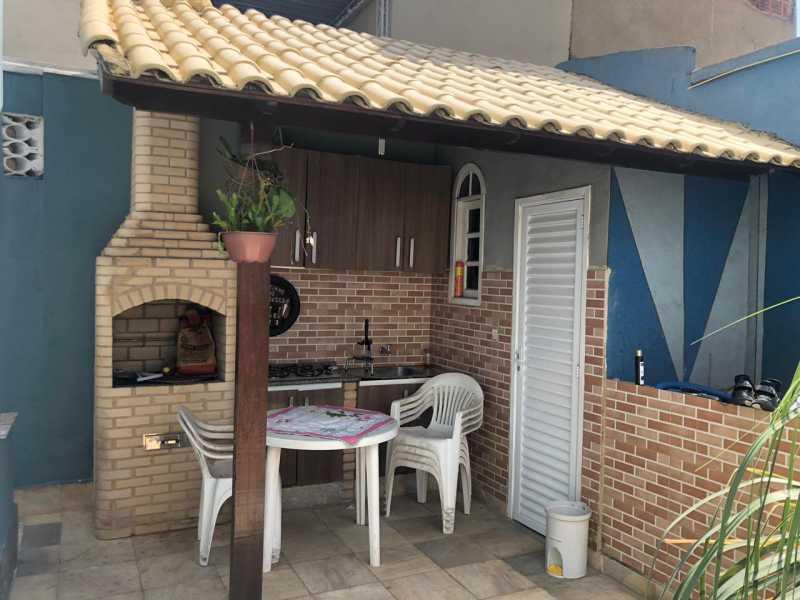 WhatsApp Image 2019-10-06 at 1 - Casa à venda Rua Carlos Pereira Leal,Parque Residencial Guadalajara, Nova Iguaçu - R$ 780.000 - PMCA30055 - 3