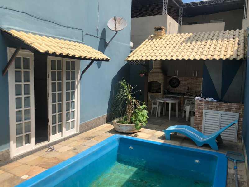 WhatsApp Image 2019-10-06 at 1 - Casa à venda Rua Carlos Pereira Leal,Parque Residencial Guadalajara, Nova Iguaçu - R$ 780.000 - PMCA30055 - 4
