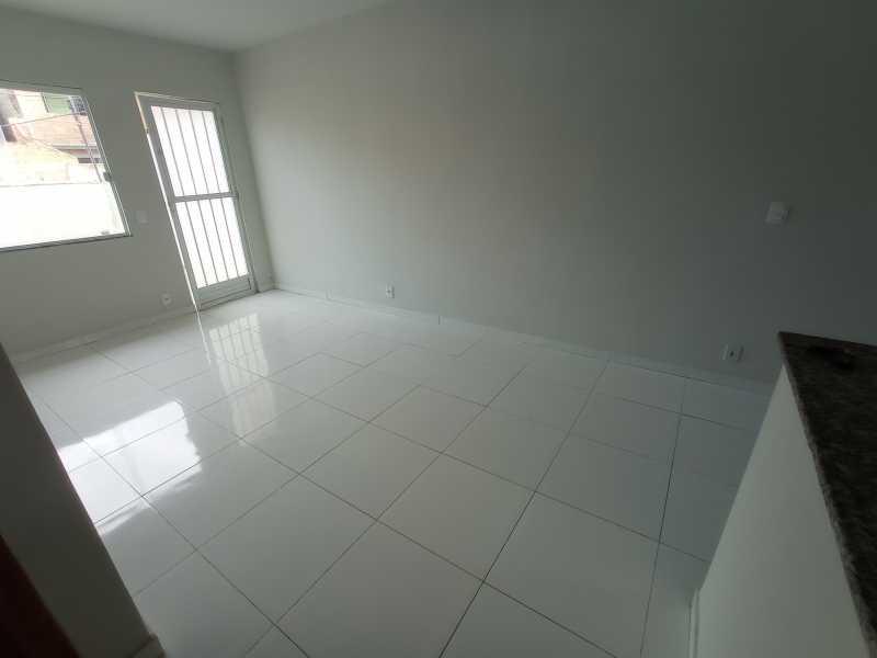 SALA - Casa 2 quartos à venda Jacutinga, Mesquita - R$ 165.000 - SICA20020 - 4