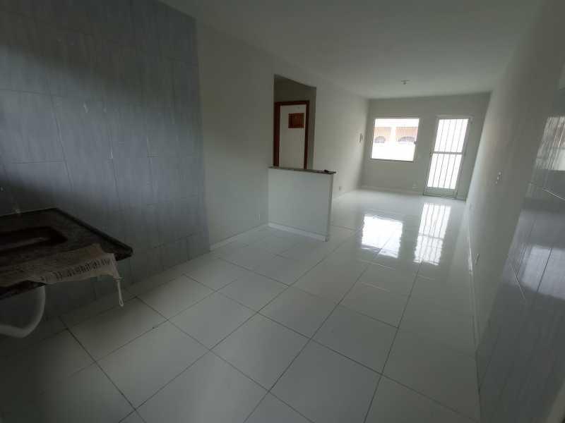 COZINHA - Casa 2 quartos à venda Jacutinga, Mesquita - R$ 165.000 - SICA20020 - 5