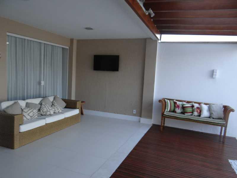 fotos 23. - Casa em Condomínio 5 quartos à venda Recreio dos Bandeirantes, Rio de Janeiro - R$ 3.200.000 - PMCN50004 - 8