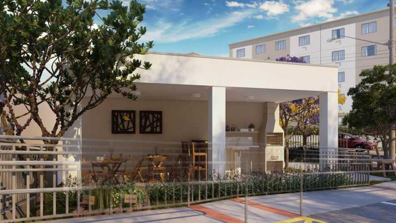 reserva-do-tingua-rj-churrasqu - Oportunidade! Apartamento de 2 quartos na cerâmica. - PMAP20172 - 8