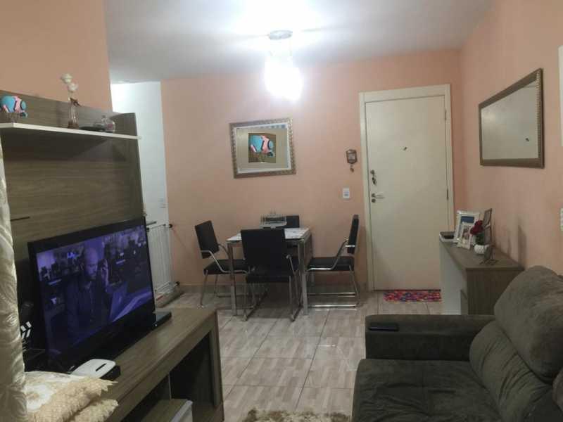 1 1 - Apartamento 2 quartos à venda Comendador Soares, Nova Iguaçu - R$ 260.000 - PMAP20175 - 5