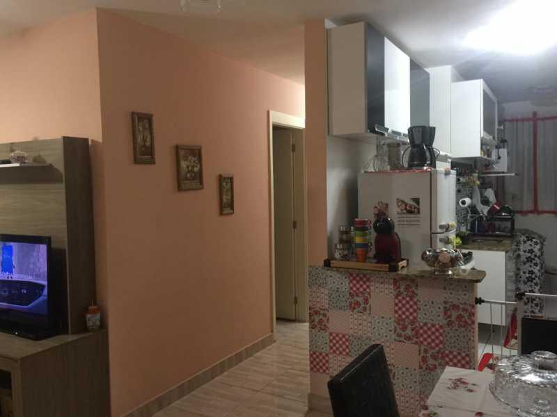 1 2. - Apartamento 2 quartos à venda Comendador Soares, Nova Iguaçu - R$ 260.000 - PMAP20175 - 6