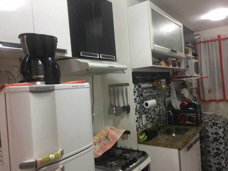 1 7. - Apartamento 2 quartos à venda Comendador Soares, Nova Iguaçu - R$ 260.000 - PMAP20175 - 8