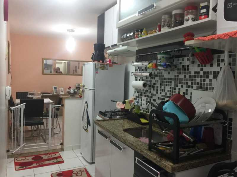 1 8. - Apartamento 2 quartos à venda Comendador Soares, Nova Iguaçu - R$ 260.000 - PMAP20175 - 9