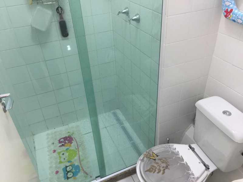 1 18. - Apartamento 2 quartos à venda Comendador Soares, Nova Iguaçu - R$ 260.000 - PMAP20175 - 17
