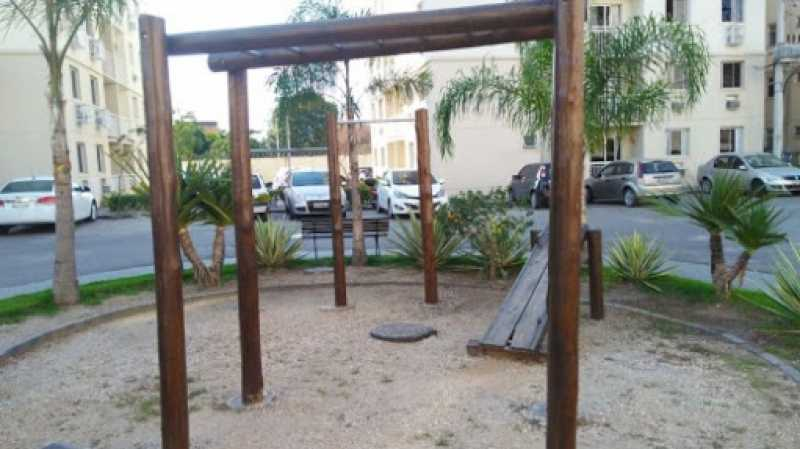1 22. - Apartamento 2 quartos à venda Comendador Soares, Nova Iguaçu - R$ 260.000 - PMAP20175 - 23