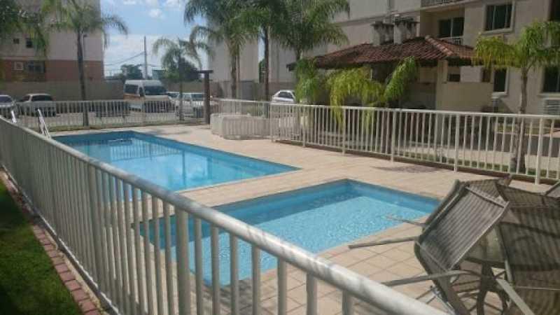 1 25. - Apartamento 2 quartos à venda Comendador Soares, Nova Iguaçu - R$ 260.000 - PMAP20175 - 1