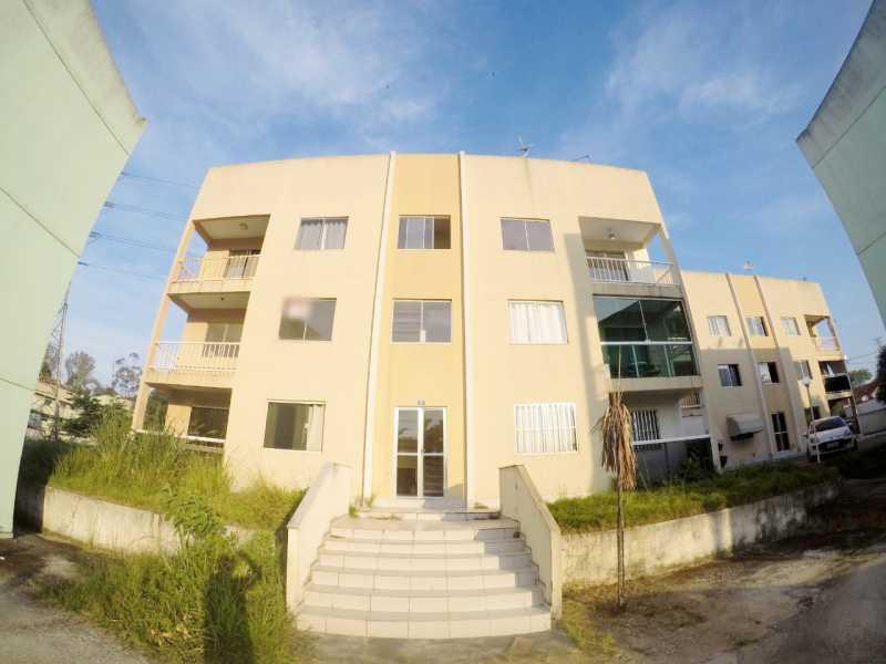 6f030b37-89b3-463b-a39c-e17de5 - Ótimo apartamento de dois quartos À Venda em Belford Roxo - SIAP20022 - 1