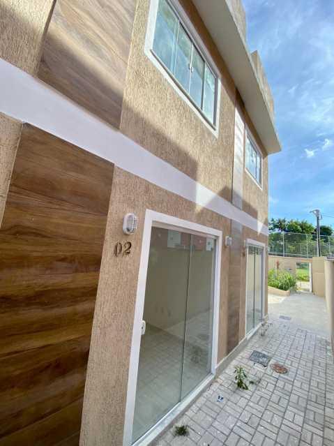 90101d15-31d2-4763-8fac-f45b88 - Casa 2 quartos à venda Rodilândia, Nova Iguaçu - R$ 145.000 - PMCA20288 - 1