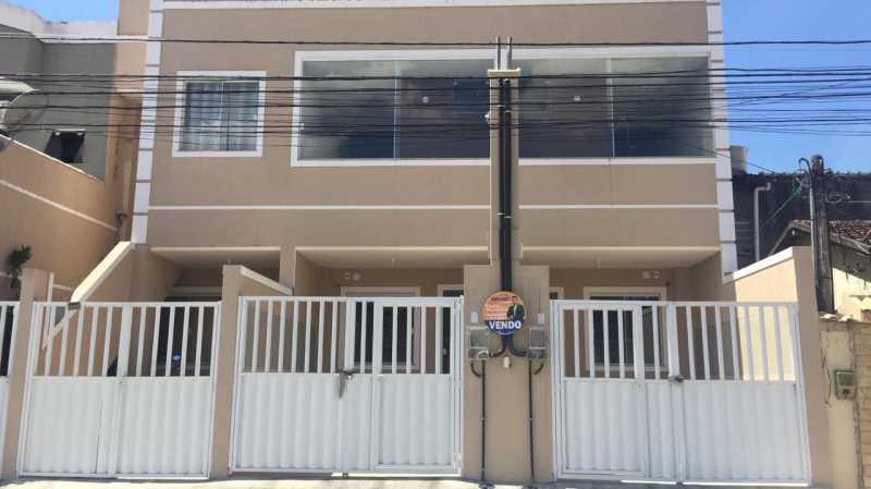 1 - Casa 2 quartos à venda Dom Rodrigo, Nova Iguaçu - R$ 335.000 - PMCA20290 - 1