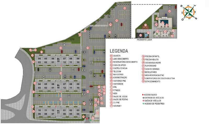 8 - Lançamento Residencial Duccio - Centro de Caxias. - SIAP20026 - 9