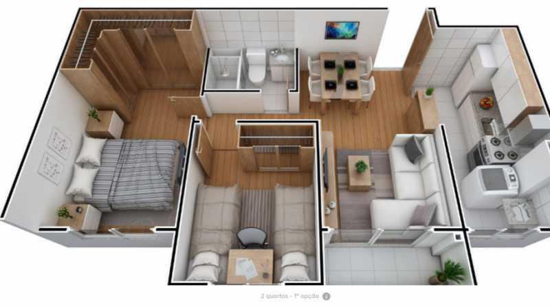 9 - Lançamento Residencial Duccio - Centro de Caxias. - SIAP20026 - 10