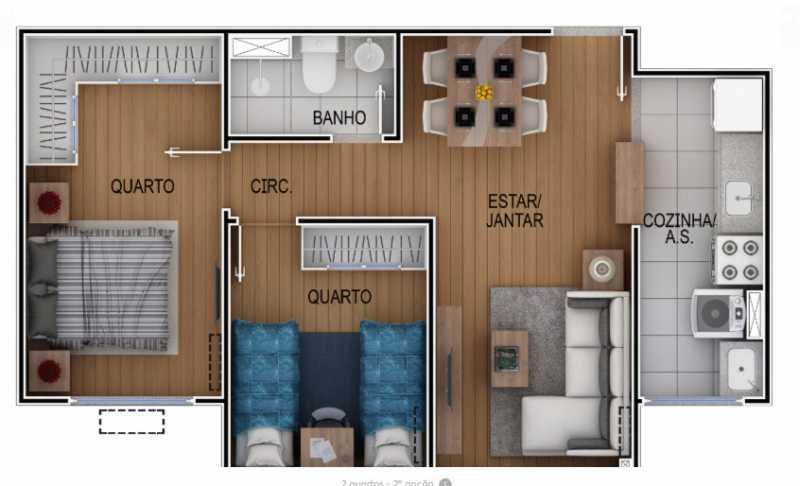 10 - Lançamento Residencial Duccio - Centro de Caxias. - SIAP20026 - 11