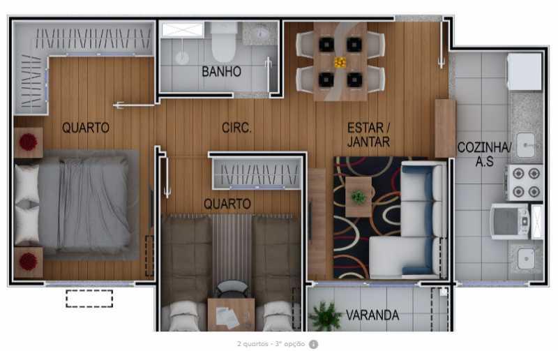 11 - Lançamento Residencial Duccio - Centro de Caxias. - SIAP20026 - 12