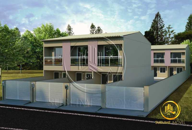 fa5ad08c-166f-4e83-a3be-65ba86 - Casas duplex com 2 quartos novas em Santo Elias - Mesquita para Venda - SICA20030 - 1