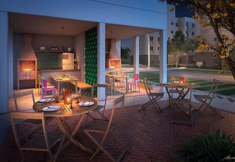 0001 15 - Excelente Apartamento em Nova Iguaçu para VENDA!!!! - SIAP20033 - 1