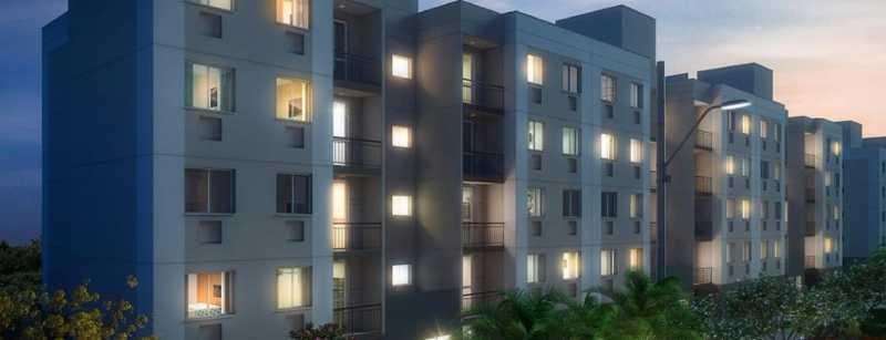 0001 - Excelente Apartamento em Nova Iguaçu para VENDA!!!! - SIAP20033 - 17