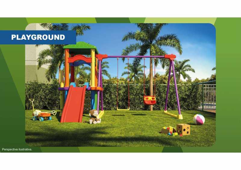 Playground - Excelente apartamento em Belford Roxo - Viva Vida Naturale!! - SIAP20034 - 7