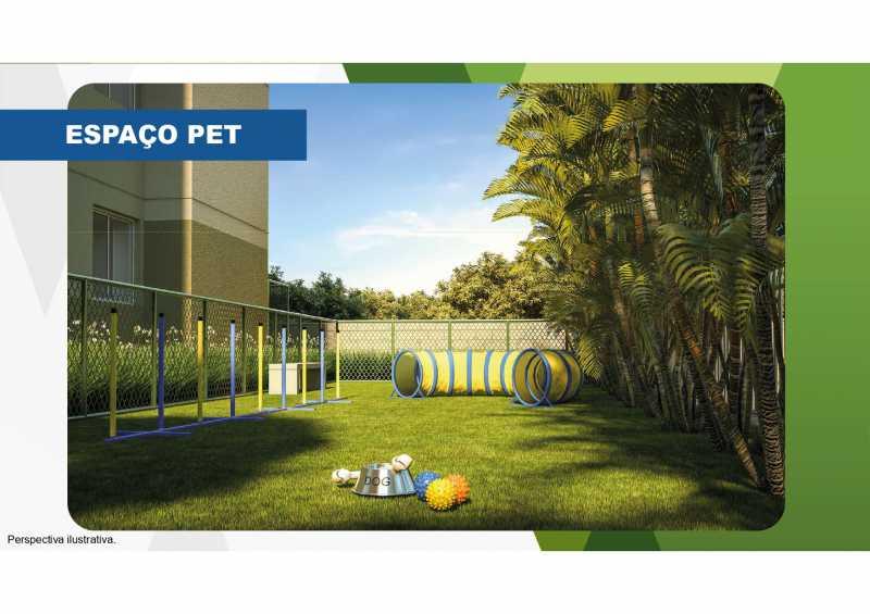 Espaço PET - Excelente apartamento em Belford Roxo - Viva Vida Naturale!! - SIAP20034 - 12