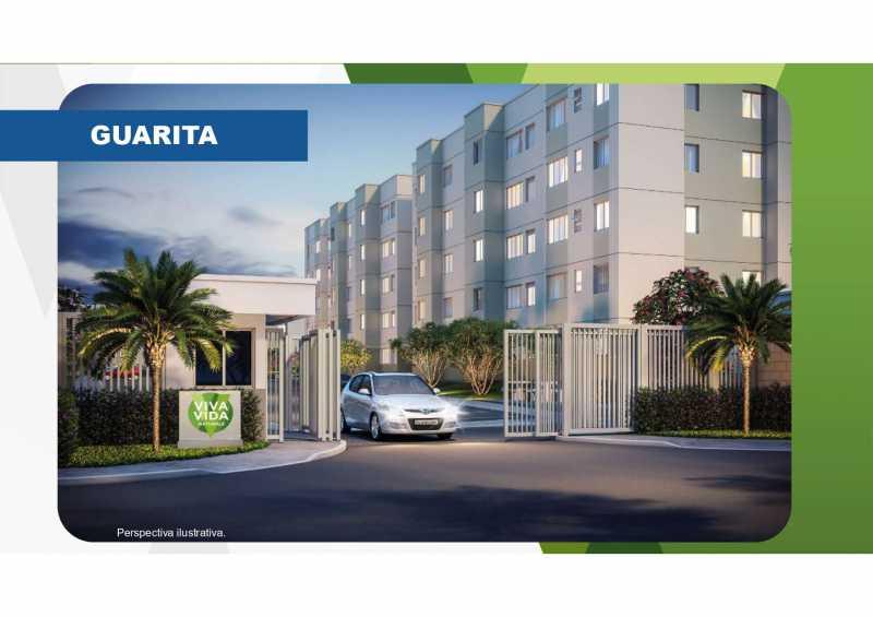 Guarita - Excelente apartamento em Belford Roxo - Viva Vida Naturale!! - SIAP20034 - 15