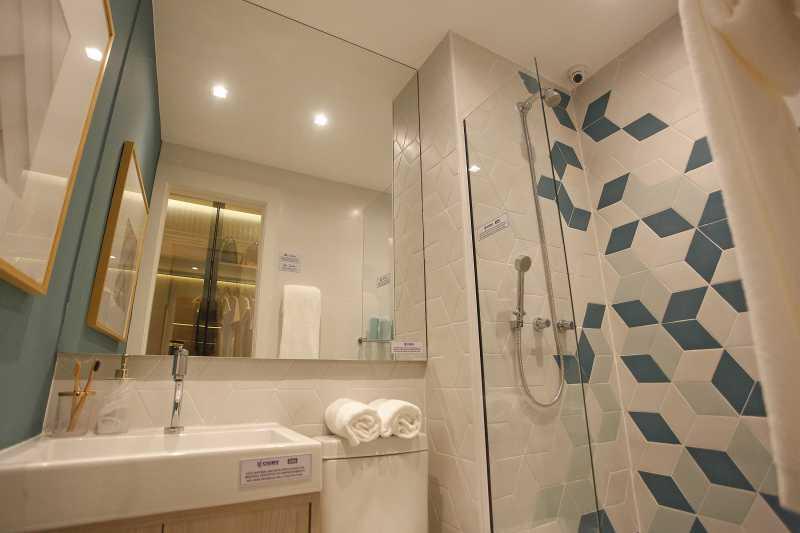 Banheiro 1 - Excelente apartamento para venda - Mérito Jacarepaguá!! - SIAP20036 - 1