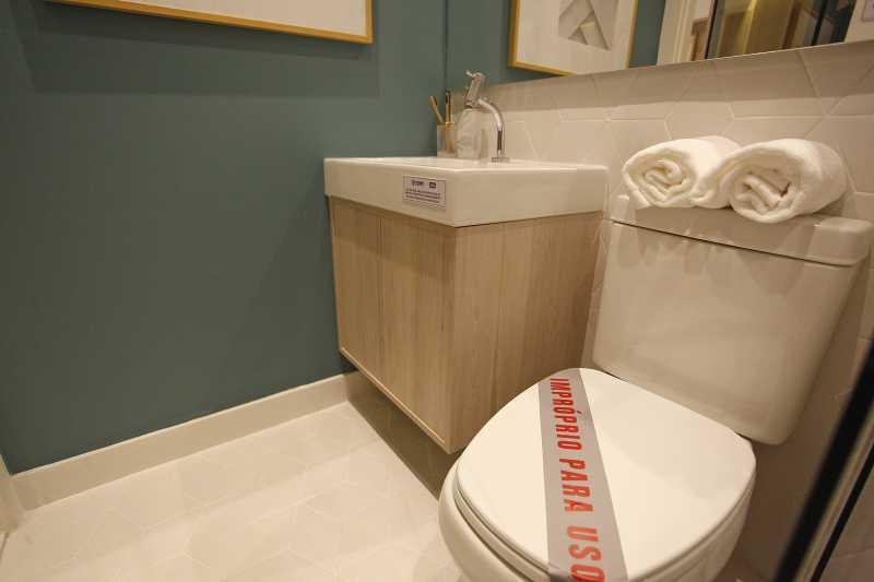 Banheiro 2 - Excelente apartamento para venda - Mérito Jacarepaguá!! - SIAP20036 - 3