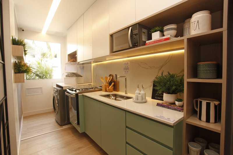 Cozinha - Excelente apartamento para venda - Mérito Jacarepaguá!! - SIAP20036 - 6