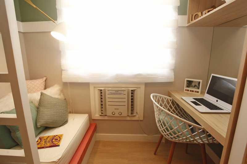 Escritório - Excelente apartamento para venda - Mérito Jacarepaguá!! - SIAP20036 - 8