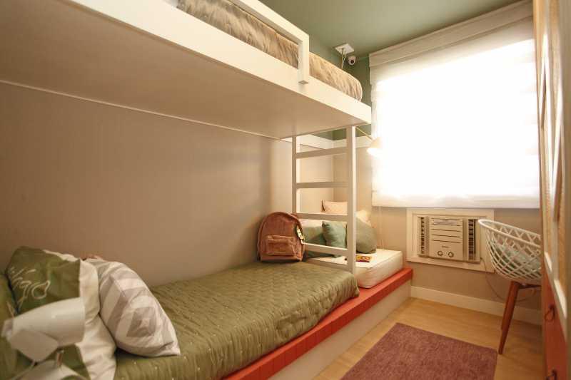 Quarto 4 - Excelente apartamento para venda - Mérito Jacarepaguá!! - SIAP20036 - 12