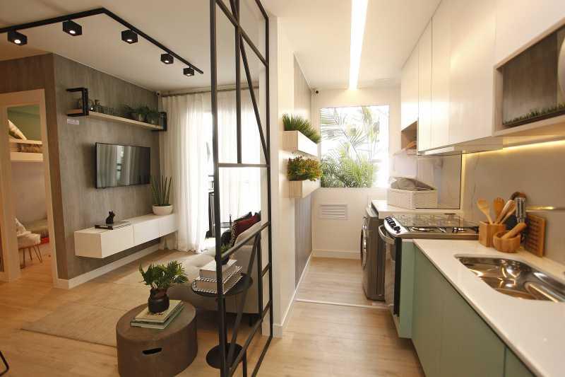 Quarto 5 - Excelente apartamento para venda - Mérito Jacarepaguá!! - SIAP20036 - 13