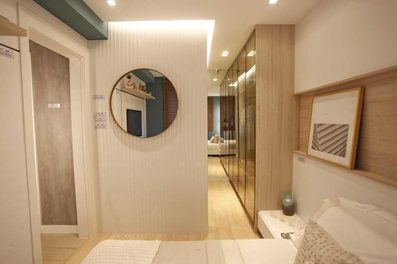 Quarto - Excelente apartamento para venda - Mérito Jacarepaguá!! - SIAP20036 - 14