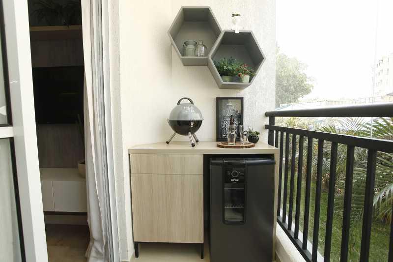 Sacada 1 - Excelente apartamento para venda - Mérito Jacarepaguá!! - SIAP20036 - 15