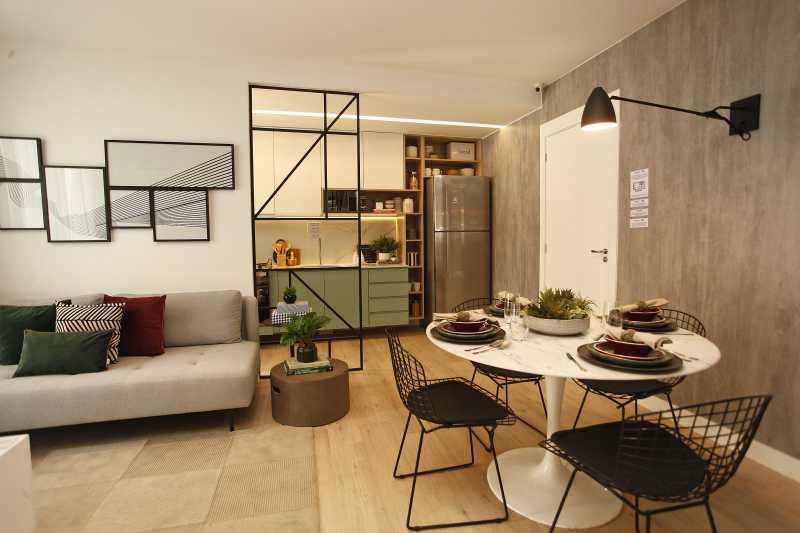 Sala 1 - Excelente apartamento para venda - Mérito Jacarepaguá!! - SIAP20036 - 17