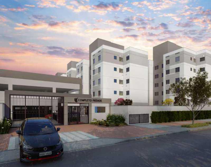 Externo - Excelente Apartamento para Venda - Completo Piedade! - SIAP20038 - 1
