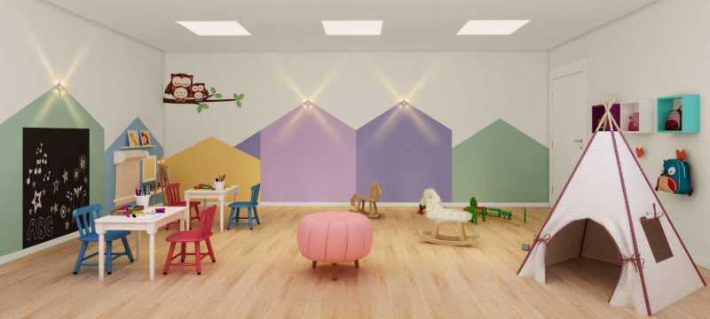 Kids - Excelente Apartamento para Venda - Completo Piedade! - SIAP20038 - 9