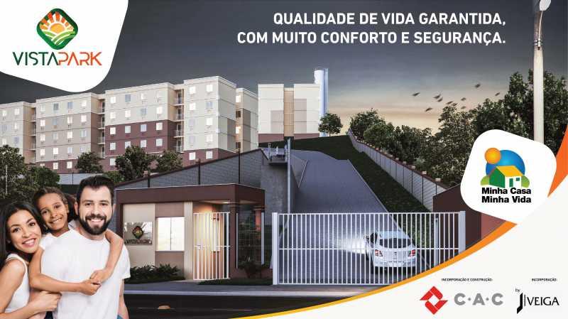 Apresentação Vista Park - CA - Vista Park - Lançamento, Apartamentos de 2 quartos em Belford Roxo - SIAP20041 - 3