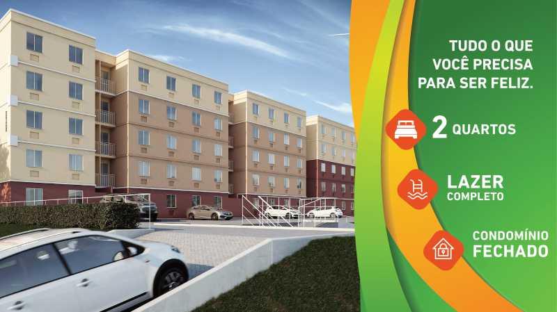 Apresentação Vista Park - CA - Vista Park - Lançamento, Apartamentos de 2 quartos em Belford Roxo - SIAP20041 - 1