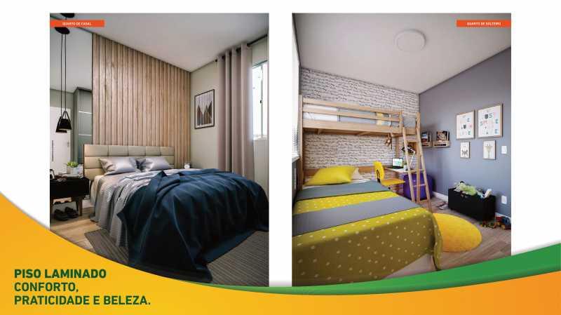 Apresentação Vista Park - CA - Vista Park - Lançamento, Apartamentos de 2 quartos em Belford Roxo - SIAP20041 - 6