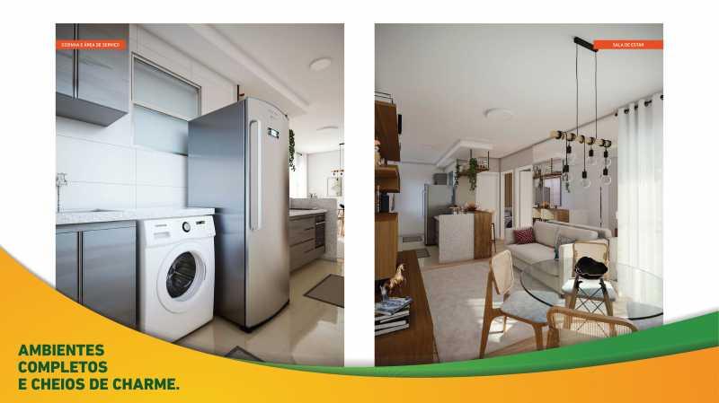 Apresentação Vista Park - CA - Vista Park - Lançamento, Apartamentos de 2 quartos em Belford Roxo - SIAP20041 - 7